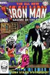 Iron Man #178 comic books - cover scans photos Iron Man #178 comic books - covers, picture gallery