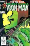 Iron Man #179 comic books - cover scans photos Iron Man #179 comic books - covers, picture gallery