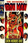 Iron Man #18 comic books - cover scans photos Iron Man #18 comic books - covers, picture gallery