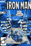 Iron Man #180 comic books - cover scans photos Iron Man #180 comic books - covers, picture gallery
