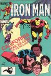 Iron Man #184 comic books - cover scans photos Iron Man #184 comic books - covers, picture gallery
