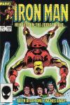 Iron Man #185 comic books - cover scans photos Iron Man #185 comic books - covers, picture gallery