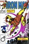Iron Man #187 comic books for sale
