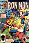 Iron Man #188 comic books - cover scans photos Iron Man #188 comic books - covers, picture gallery
