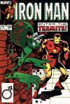 Iron Man #189 comic books - cover scans photos Iron Man #189 comic books - covers, picture gallery