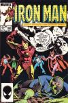 Iron Man #190 comic books for sale