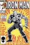 Iron Man #191 comic books - cover scans photos Iron Man #191 comic books - covers, picture gallery