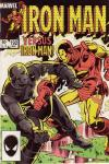 Iron Man #192 comic books - cover scans photos Iron Man #192 comic books - covers, picture gallery