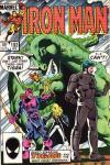 Iron Man #193 cheap bargain discounted comic books Iron Man #193 comic books