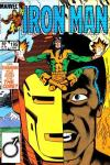 Iron Man #195 comic books - cover scans photos Iron Man #195 comic books - covers, picture gallery