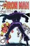 Iron Man #196 Comic Books - Covers, Scans, Photos  in Iron Man Comic Books - Covers, Scans, Gallery