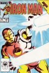 Iron Man #197 Comic Books - Covers, Scans, Photos  in Iron Man Comic Books - Covers, Scans, Gallery