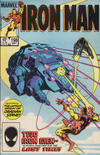 Iron Man #198 comic books - cover scans photos Iron Man #198 comic books - covers, picture gallery