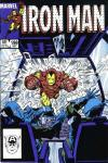 Iron Man #199 comic books - cover scans photos Iron Man #199 comic books - covers, picture gallery