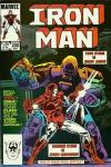 Iron Man #200 comic books - cover scans photos Iron Man #200 comic books - covers, picture gallery