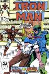 Iron Man #202 comic books - cover scans photos Iron Man #202 comic books - covers, picture gallery