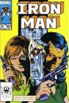 Iron Man #203 comic books - cover scans photos Iron Man #203 comic books - covers, picture gallery