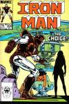 Iron Man #204 Comic Books - Covers, Scans, Photos  in Iron Man Comic Books - Covers, Scans, Gallery