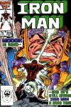 Iron Man #205 comic books - cover scans photos Iron Man #205 comic books - covers, picture gallery