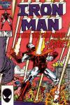 Iron Man #207 comic books for sale
