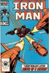 Iron Man #208 comic books - cover scans photos Iron Man #208 comic books - covers, picture gallery