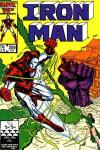 Iron Man #209 comic books - cover scans photos Iron Man #209 comic books - covers, picture gallery