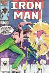 Iron Man #210 comic books - cover scans photos Iron Man #210 comic books - covers, picture gallery