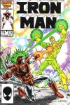 Iron Man #211 comic books - cover scans photos Iron Man #211 comic books - covers, picture gallery