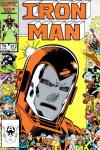 Iron Man #212 cheap bargain discounted comic books Iron Man #212 comic books