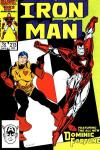 Iron Man #213 comic books for sale