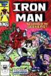 Iron Man #214 comic books - cover scans photos Iron Man #214 comic books - covers, picture gallery