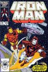 Iron Man #215 comic books - cover scans photos Iron Man #215 comic books - covers, picture gallery