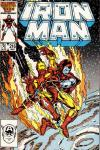 Iron Man #216 comic books - cover scans photos Iron Man #216 comic books - covers, picture gallery