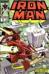 Iron Man #217 comic books - cover scans photos Iron Man #217 comic books - covers, picture gallery