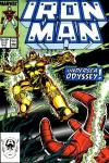 Iron Man #218 comic books - cover scans photos Iron Man #218 comic books - covers, picture gallery
