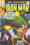 Iron Man #22 comic books - cover scans photos Iron Man #22 comic books - covers, picture gallery