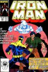 Iron Man #220 cheap bargain discounted comic books Iron Man #220 comic books