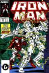 Iron Man #221 Comic Books - Covers, Scans, Photos  in Iron Man Comic Books - Covers, Scans, Gallery