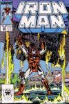 Iron Man #222 Comic Books - Covers, Scans, Photos  in Iron Man Comic Books - Covers, Scans, Gallery