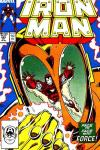 Iron Man #223 comic books - cover scans photos Iron Man #223 comic books - covers, picture gallery