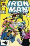 Iron Man #224 Comic Books - Covers, Scans, Photos  in Iron Man Comic Books - Covers, Scans, Gallery