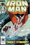 Iron Man #226 comic books - cover scans photos Iron Man #226 comic books - covers, picture gallery