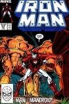 Iron Man #227 comic books - cover scans photos Iron Man #227 comic books - covers, picture gallery