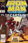 Iron Man #228 comic books for sale