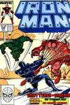 Iron Man #229 comic books for sale