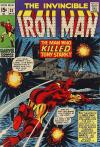 Iron Man #23 comic books for sale