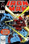 Iron Man #230 comic books for sale