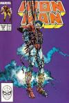 Iron Man #232 comic books - cover scans photos Iron Man #232 comic books - covers, picture gallery