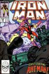 Iron Man #233 comic books - cover scans photos Iron Man #233 comic books - covers, picture gallery