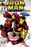 Iron Man #234 comic books - cover scans photos Iron Man #234 comic books - covers, picture gallery